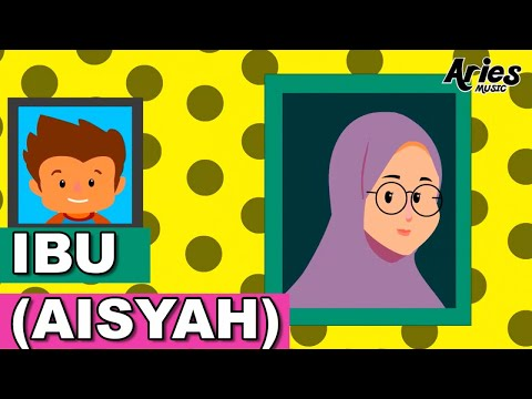 Alif & Mimi - Ibu Aisyah (Animasi 2D) lagu kanak kanak