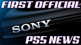 First OFFICIAL Playstation 5 News - PS5 Specs