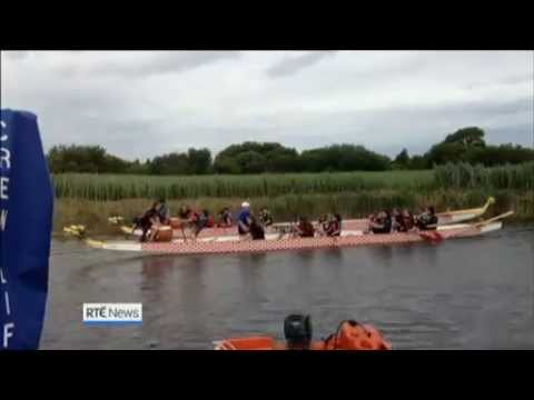 RTE News visits new waterpark in Hodson Bay, Athlone