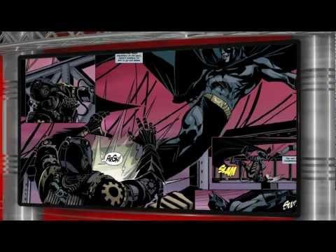 GATES OF GOTHAM from DC Comics - GEEK SPEAK EXTRA