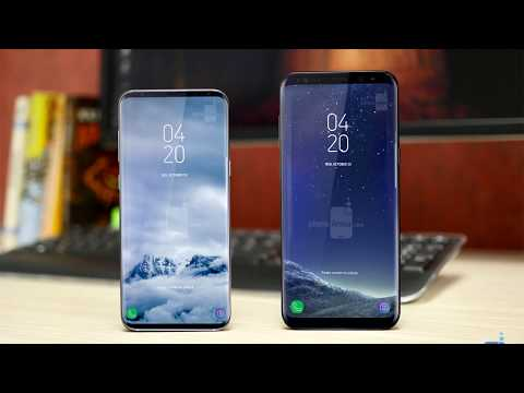 Samsung Exynos 9810, The Galaxy S9 and The Galaxy Note 9
