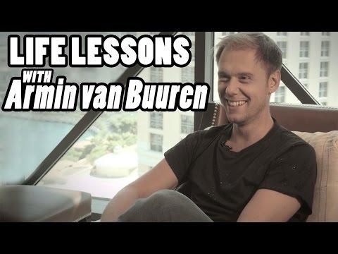 Life Lessons with Armin Van Buuren