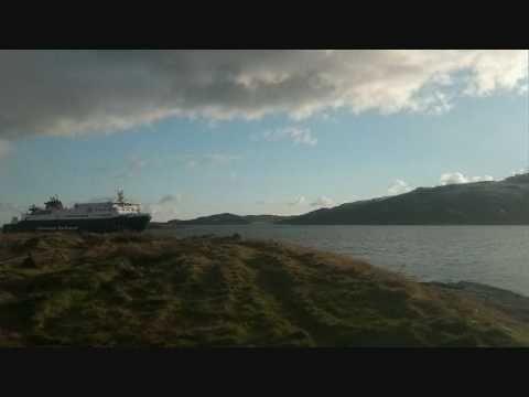 Road to Lochmaddy, North Uist - Eilean Uibhist mo rùin