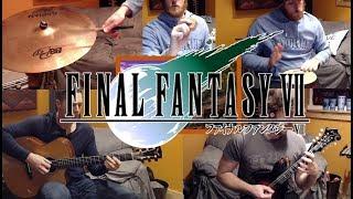 Cinco De Chocobo - Final Fantasy VII - Guitar and Mandolin Cover