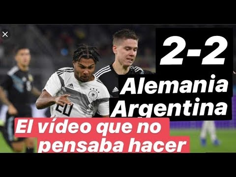 Argentina vs Germany 0 - 4 All goals highlights extended 2010 from YouTube · Duration:  7 minutes 12 seconds