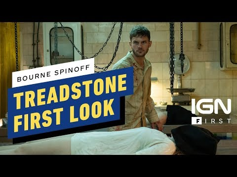 Treadstone TV Series: Episode 1 First Look (USA Network)
