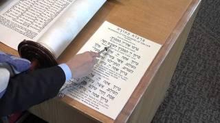 Torah Aliyah Blessings