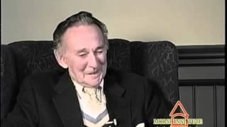 Slodden World War II veteran U.S. Army Air Force Natick Veterans Oral History Project