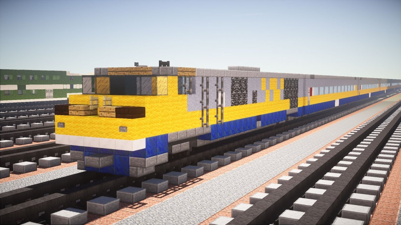 Minecarts and railways | minecraft 101.