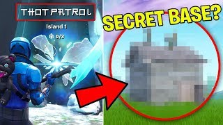 I found this kids *SECRET* Fortnite Creative Map..