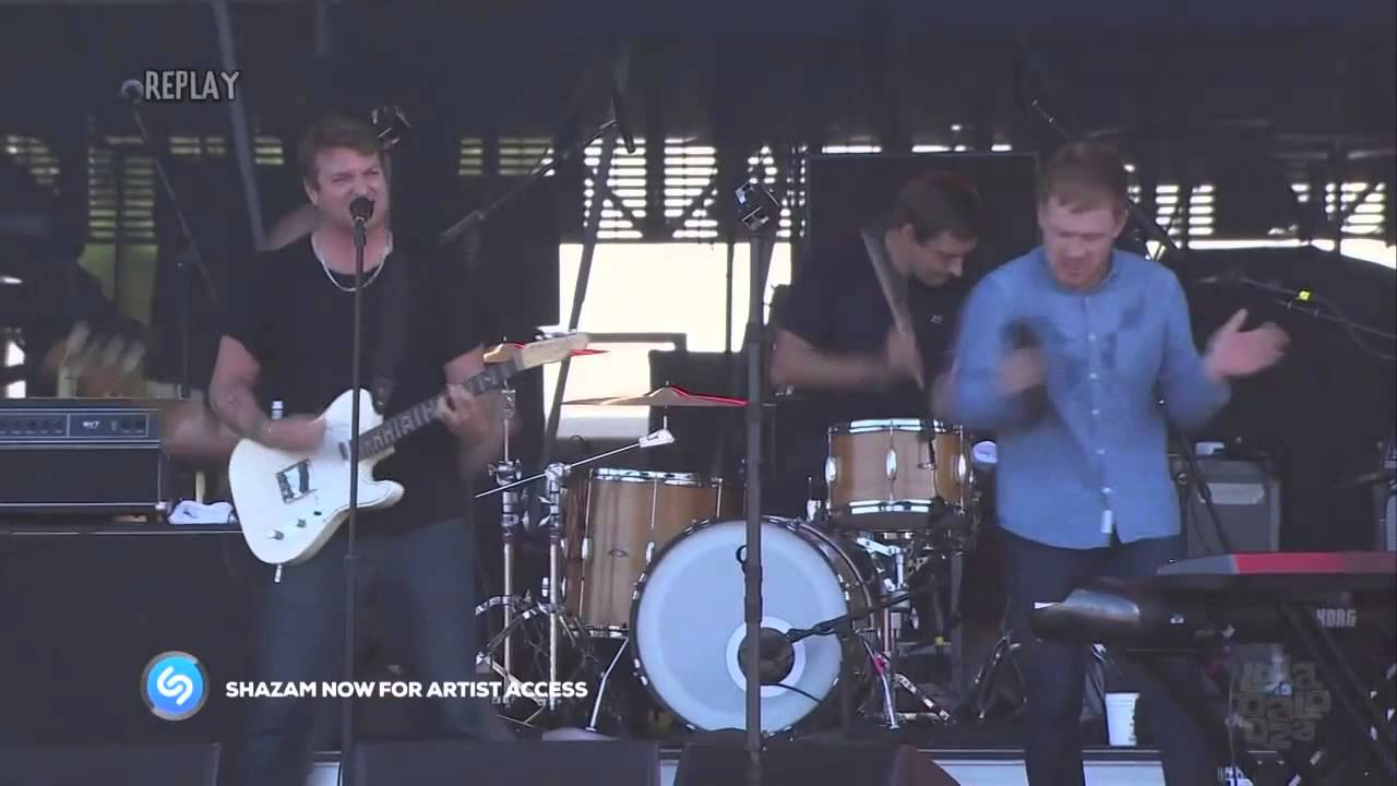 One Song At A Time Cold War Kids