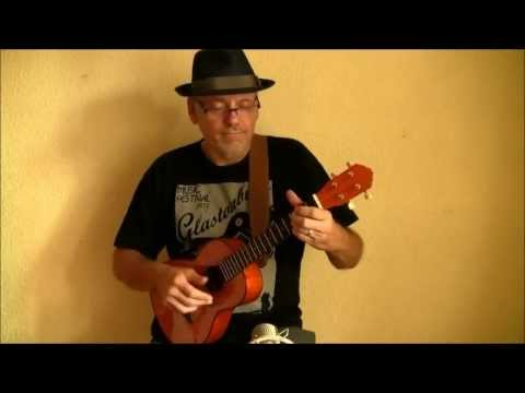 Scotland the brave, ukulele solo by Udo Paulsen