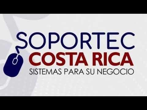 Sistema de Facturación Electrónica Soportec Costa Rica
