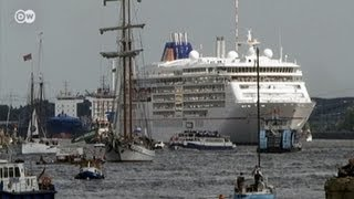 Kreuzfahrt de luxe: Auf der MS Europa II | Euromaxx