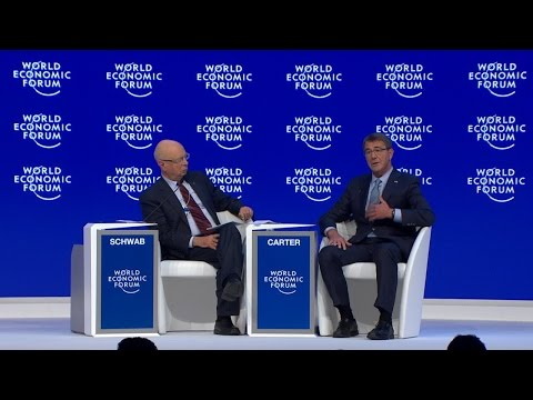 Davos 2016 - A Conversation with US Secretary of Defense Ash Carter