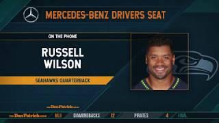 Seahawks QB Russell Wilson Talks New Contract & More w/Dan Patrick   Full Interview   4/23/19