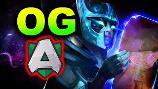 OG vs ALLIANCE - GAME OF THE DAY! - EPIC LEAGUE DOTA 2