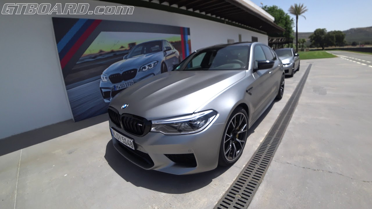 M HEAVEN at Ascari BMW M5 Competition and M2 Competition overview of  wideangle 4k Ultra HD