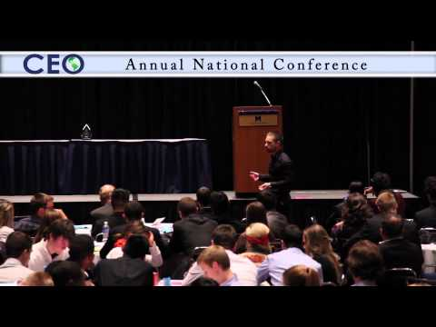 Trevor Owens Keynote 2013 CEO National Conference - Lean ...
