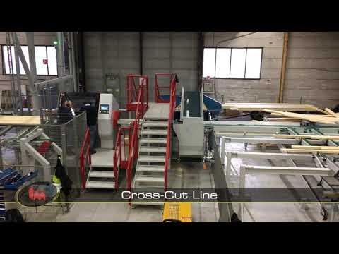 Opti-Solution - Cross-cut Line (1264)