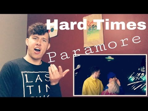 Thumbnail: Hard Times (Official Music Video) - Paramore | REACTION
