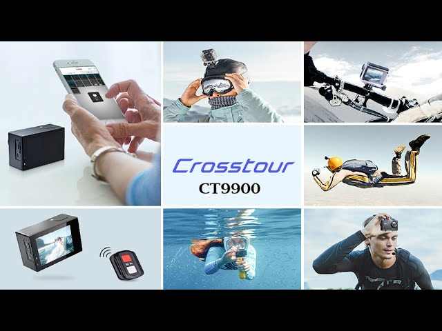 Unboxing: First look at the Crosstour CT9900. Is it still the best budget GoPro beater?
