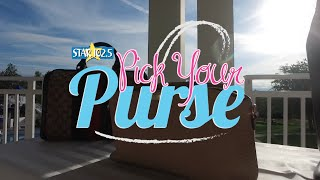 STAR 102.5's Pick Your Purse Party 2016