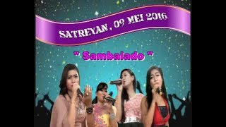 Video BATRAS Live SATRIAN SAMBAL ADO download MP3, 3GP, MP4, WEBM, AVI, FLV Oktober 2017