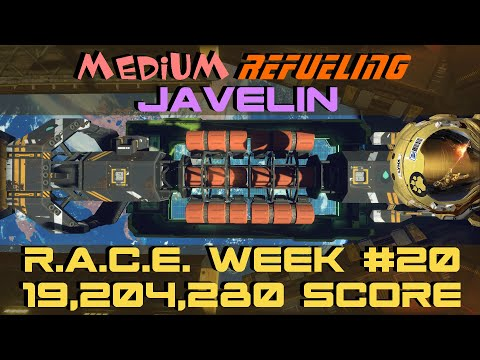 Hardspace: Shipbreaker - R.A.C.E. Week #20 (Medium Refueling Javelin) - 19,204,080 Score Speedrun |