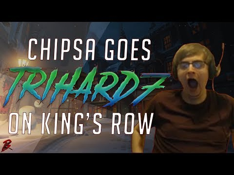 Chipsa - CHIPSA GOES TRYHARD ON KING'S ROW!