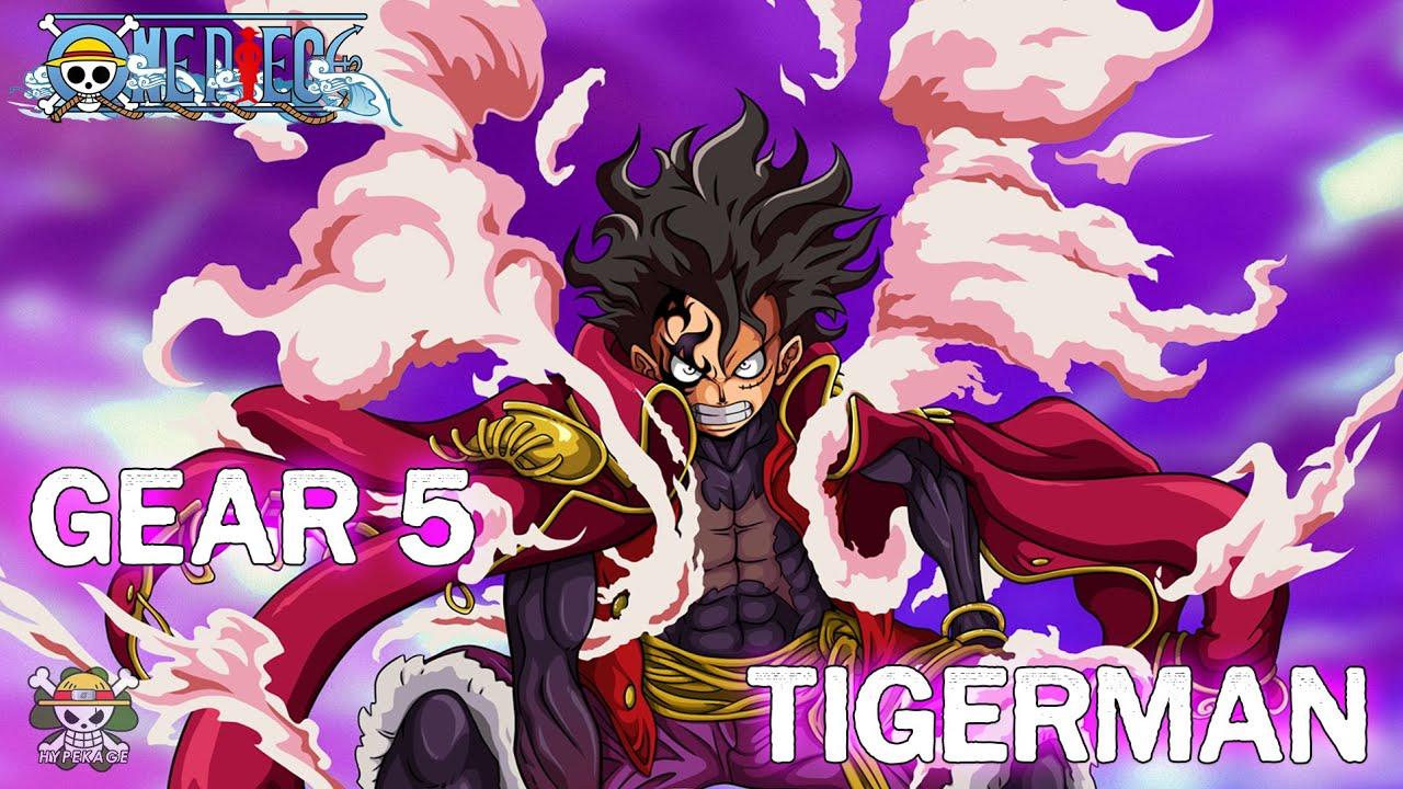 Are we gonna see gear 4 tigerman vs kaido soon? Luffy Gear 5 Tigerman 3 Gear 5 Luffy Dragonman Bentuk Gear Terakhirnya Yang Setara Yonkou One Piece Ellyn Moreton