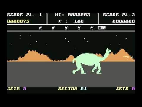 The Game Replay: Attack of the Mutant Camels Part 1