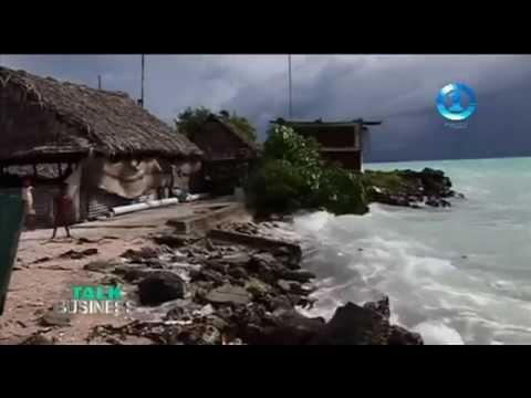 KIRIBATI - THE SINKING ISLANDS