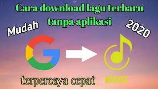 Cara download lagu paling mudah dan terbaru tanpa aplikasiii