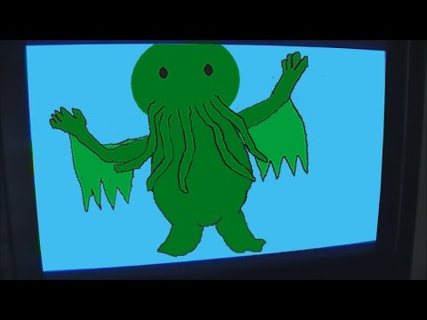 Sing-a-long with Cthulhu