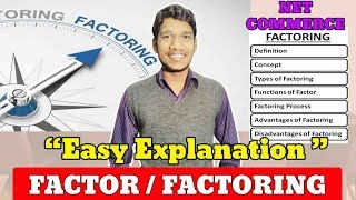 What is Factor? | Factoring Explained | #NETCOMMERCE