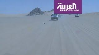العربية ترافق الجيش اليمني نحو صعدة والجوف