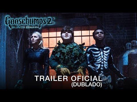 Goosebumps 2: Halloween Assombrado  Trailer   DUB  Em breve nos cinemas