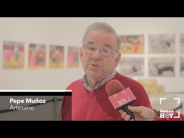 Vídeo: Les mostramos las increibles maquetas de monumeros lucentinos que realiza Pepe Muñoz como palillos y madera. ¡No se lo pierdan!