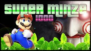 Holster SUPER MINZE 1000 - eigentlich ganz mild! :D