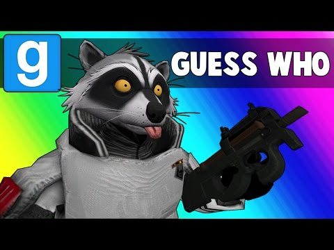 Thumbnail: Gmod Guess Who Funny Moments - No Nonsense TSA (Garry's Mod)