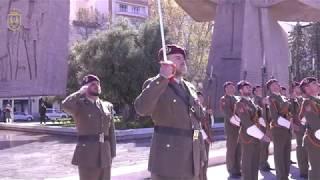 190513 Izado Solemne de la Bandera el 15 mayo