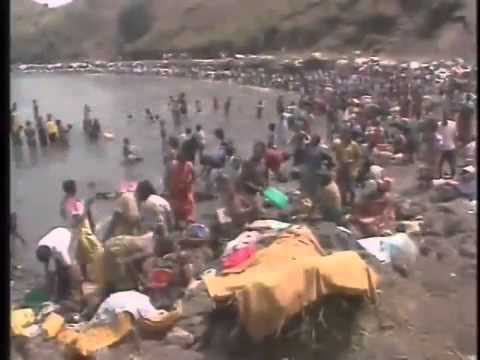 1994 Rwanda genocide refugees raw footage