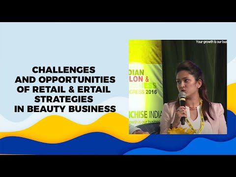 Challenges and opportunities of retail & eRtail strategies in beauty business
