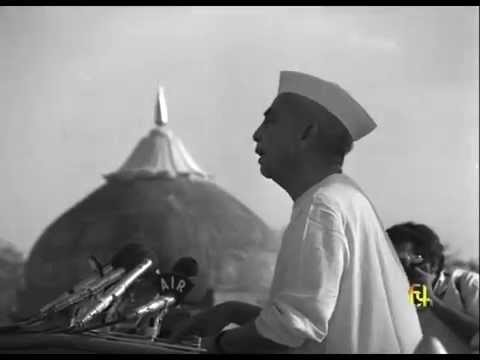 1979 08 15 Independence Day Speech from Red Fort by Ch. Charan Singh