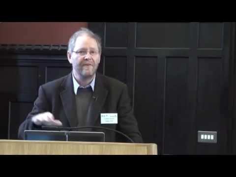 Andrew Wardell, CIFOR – Keynote address: Governance challenges in sustainable landscapes.