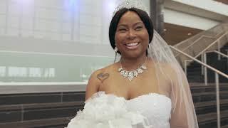 Keyauri & Kortea | Embassy Suites, Hampton, VA Wedding & Commercial Videographer