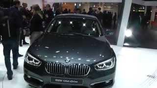 Salone di Ginevra 2015: Le novità BMW