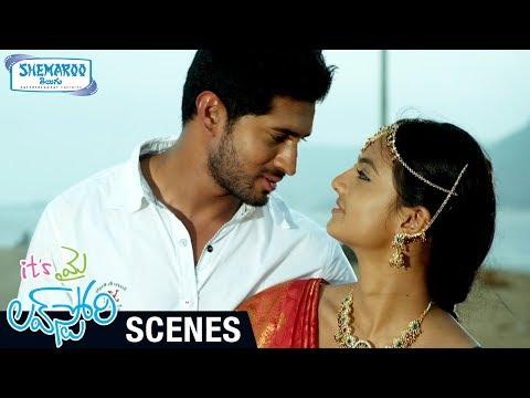 Arvind Krishna and Nikitha Narayan Get United | Its My Love Story Movie Scenes | Shemaroo Telugu