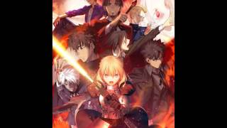 Fate/Zero OST - fate to zero